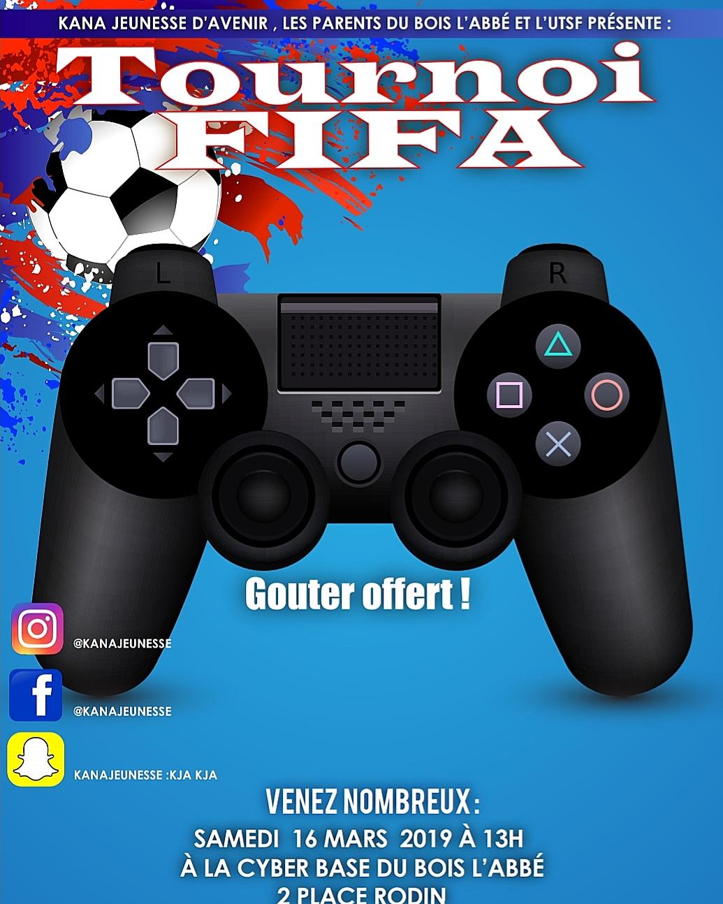Tournoi sur consoles, FIFA
